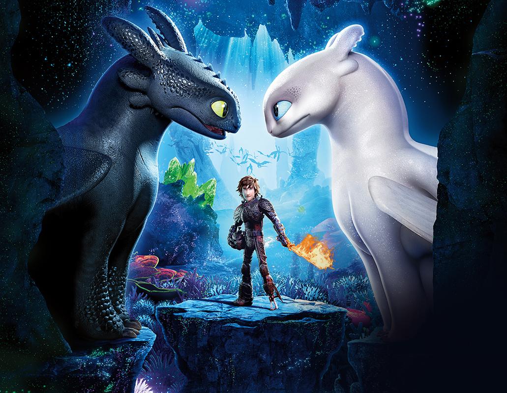 [FANDUB] Como treinar o teu dragão trailer #2 [PT …
